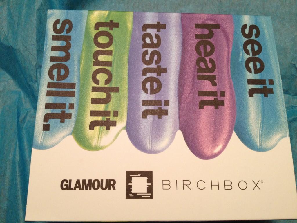 Birchbox Glamour