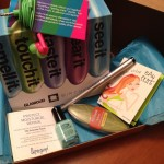 Birchbox Glamour July 2012 box