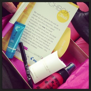 May Birchbox 2013