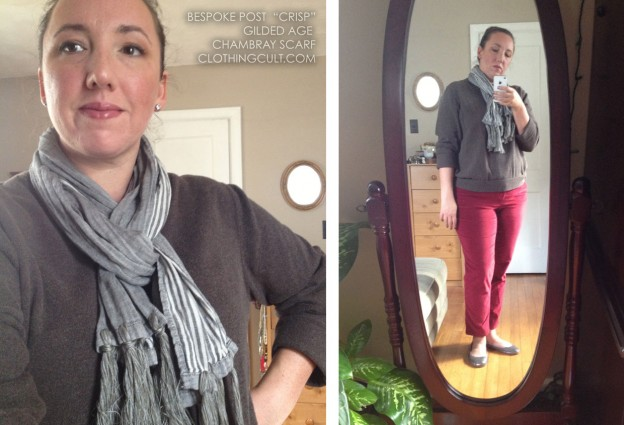 Bespoke post review – Crisp + OOTD