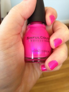 "Sinful Colors in ""Bikini"""