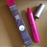 March 2012 Birchbox teen vogue - tart lipsurgence lip tint amused