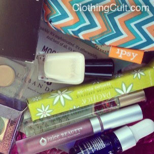 My May Ipsy Bag 2013 Overview and Reviews