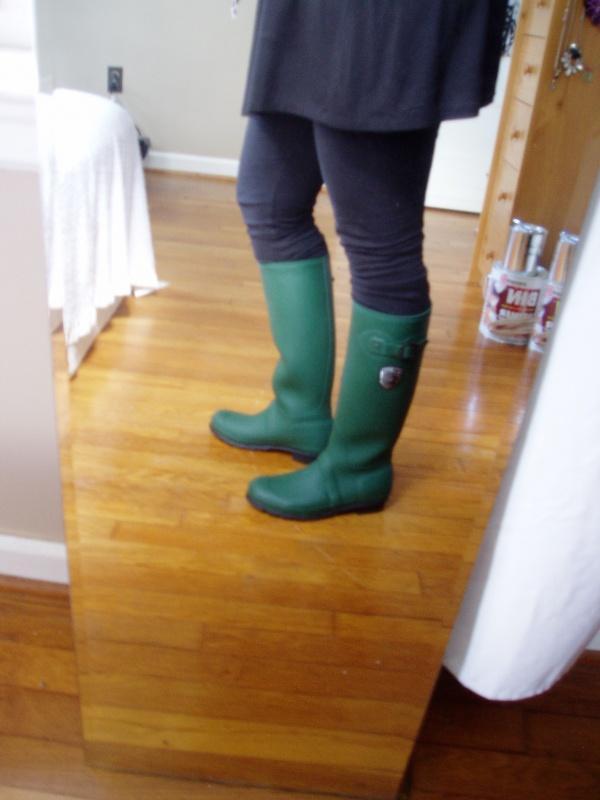 Rain Boots comparison: Kamik Sperry Top-Sider Hunter