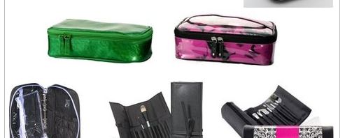 Travel/Gym Makeup & Jewelry bags