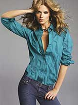 Victoria's Secret Satin blouse