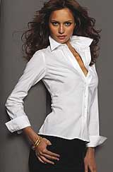 Victoria's Secret Ruched Shirt