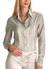 Esprit Cotton jaquard shirt