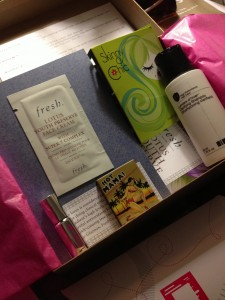 birchbox january 2013
