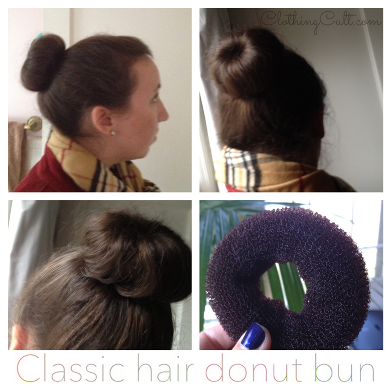 Buy 4+ and get FREE shipping!! Why struggle with making a bun when you can make one in minutes or less! The hair donut bun maker takes a very simple steps and you're on the go with a great looking bun!