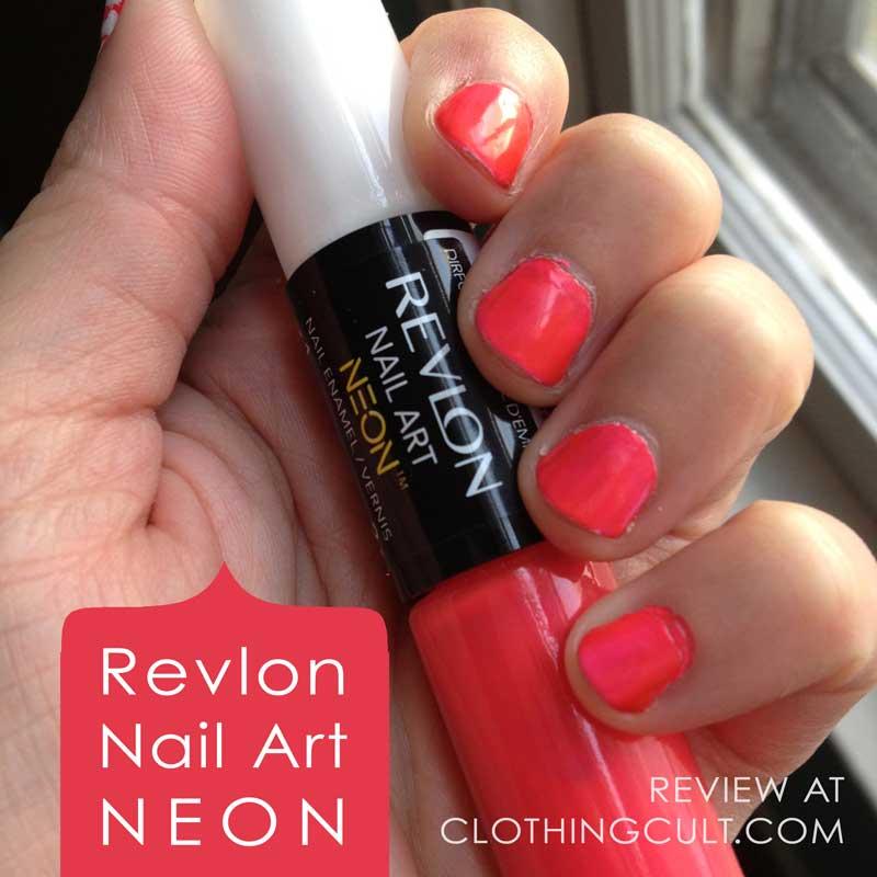 Revlon Nail Art Neon - ClothingCult.com